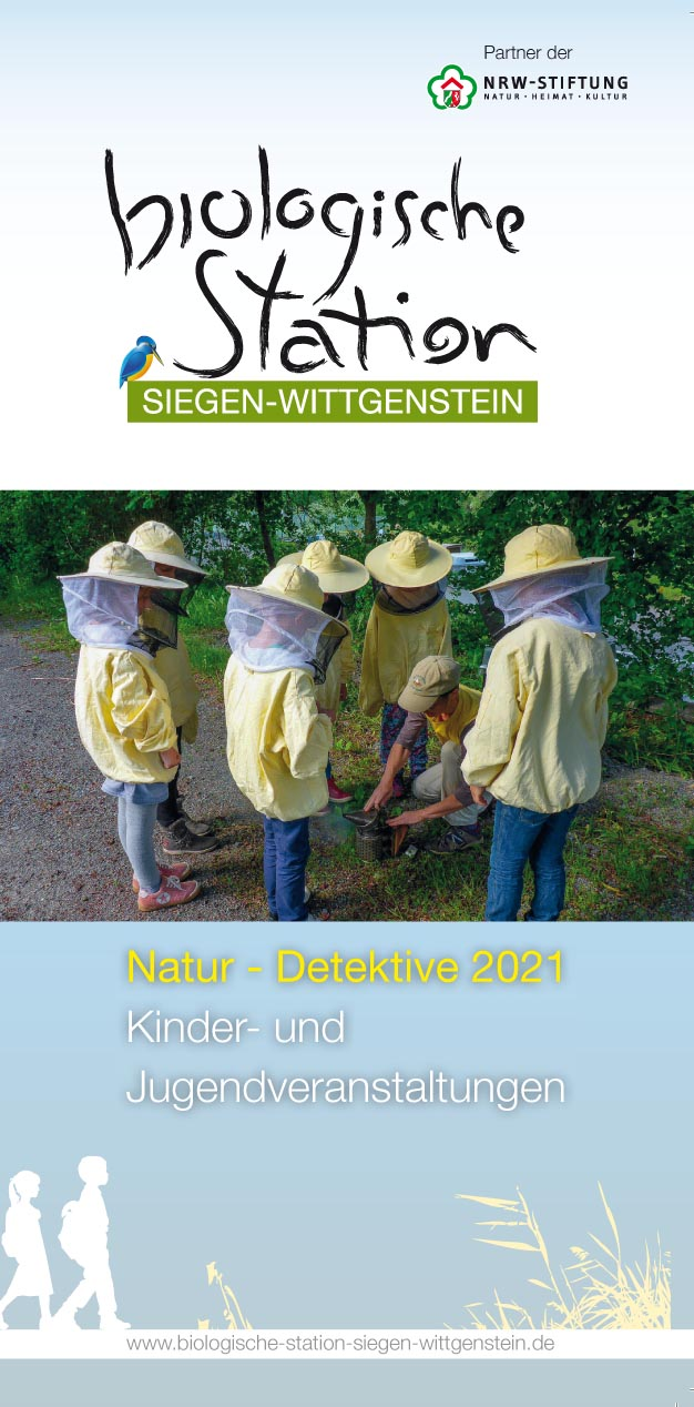 Cover Kinderprogramm 2021